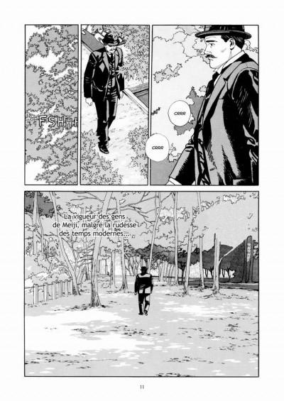 Page 2 Au temps de botchan tome 2