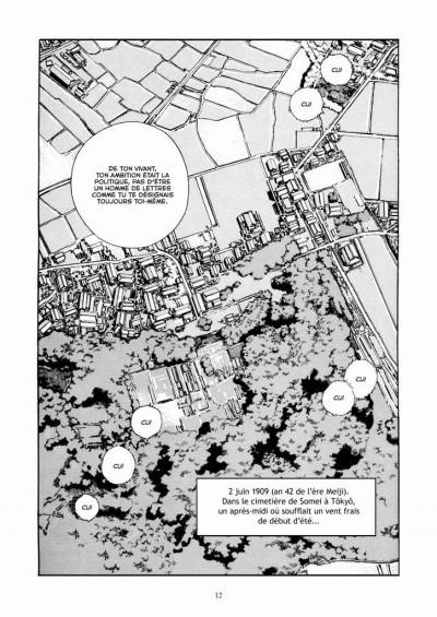 Page 3 Au temps de botchan tome 2