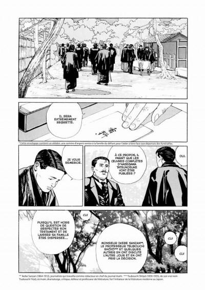 Page 4 Au temps de botchan tome 2