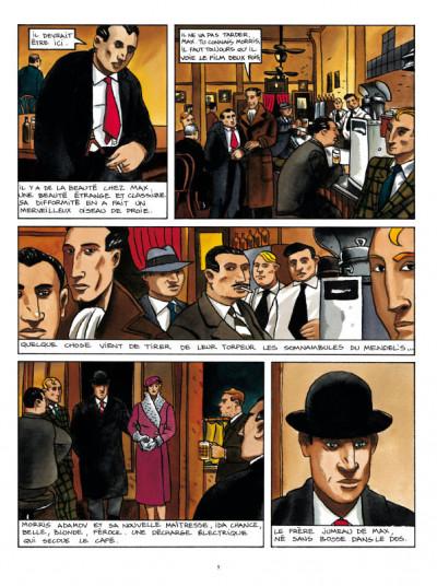 Page 3 Les frères adamov (édition 2009)