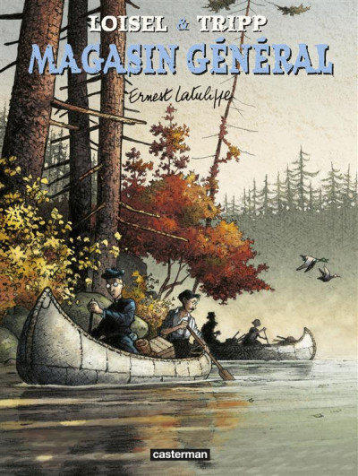 Couverture Magasin général tome 6