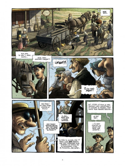 Page 4 Magasin général tome 6