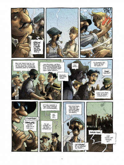 Page 5 Magasin général tome 6
