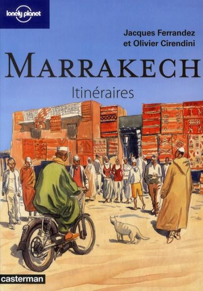 Couverture City guide bd marrakech