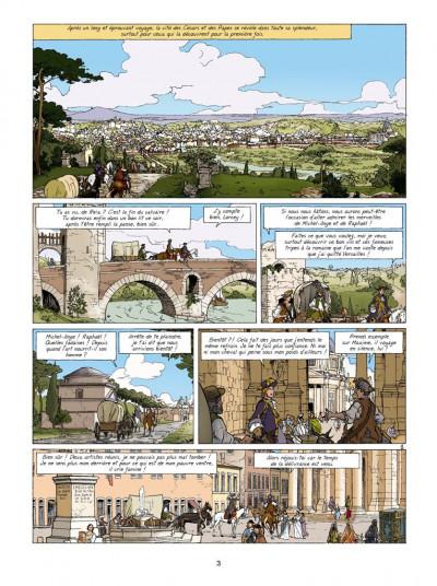 Page 1 Les aventures de Loïs tome 5 - l'Apollon de sang