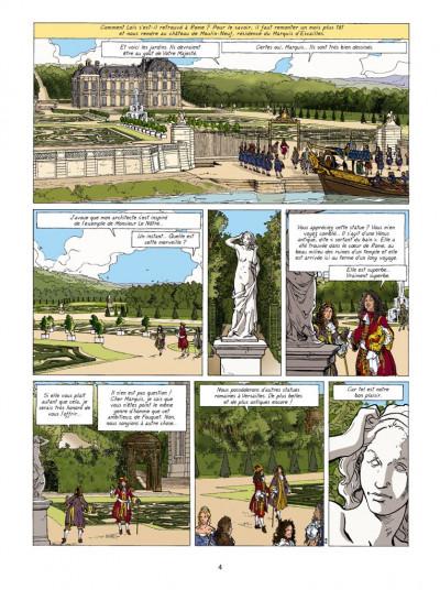 Page 2 Les aventures de Loïs tome 5 - l'Apollon de sang