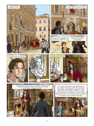 Page 5 Les aventures de Loïs tome 5 - l'Apollon de sang