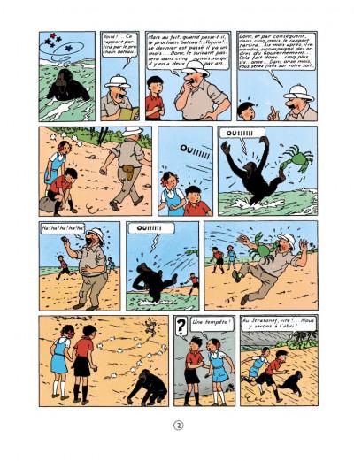 Page 2 Jo, zette et jocko tome 4 - destination new york