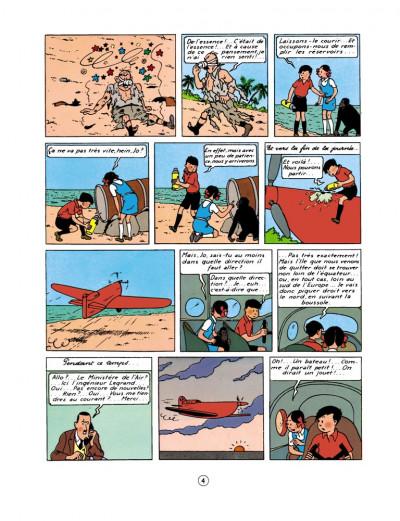 Page 4 Jo, zette et jocko tome 4 - destination new york