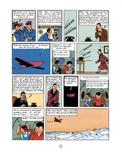 Page 5 Jo, zette et jocko tome 4 - destination new york