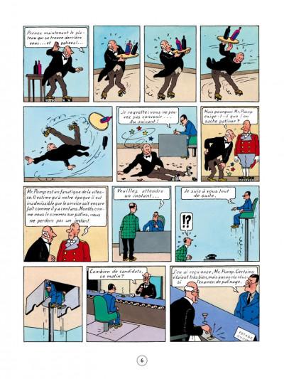 Page 2 Jo, zette et jocko tome 3 - le testament de m. pump