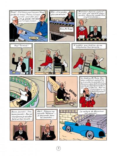 Page 3 Jo, zette et jocko tome 3 - le testament de m. pump