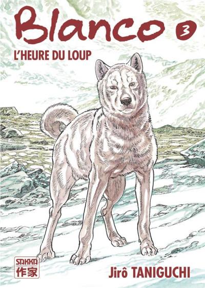 image de Blanco tome 3 - l'heure du loup