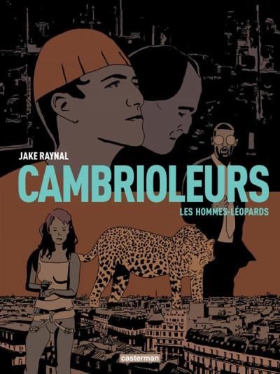 Couverture Cambrioleurs tome 2 - les hommes-leopards