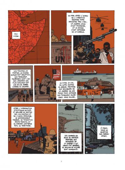 Page 1 Cambrioleurs tome 2 - les hommes-leopards