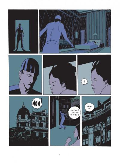 Page 3 Cambrioleurs tome 2 - les hommes-leopards