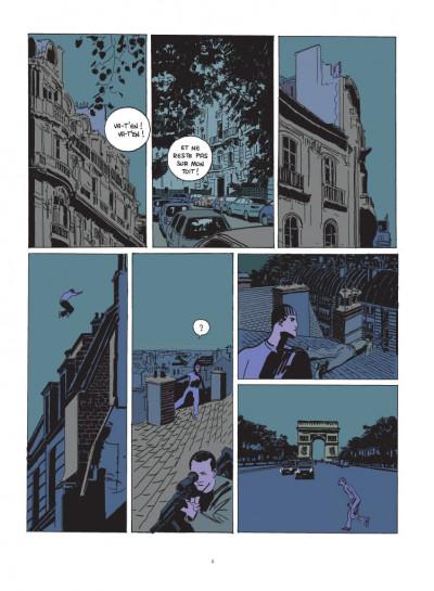 Page 4 Cambrioleurs tome 2 - les hommes-leopards