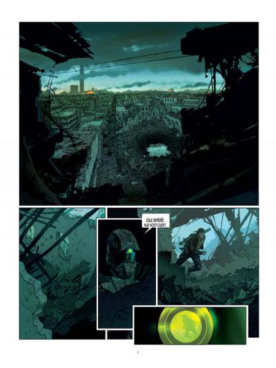 Page 1 Cyclopes tome 1 - la recrue