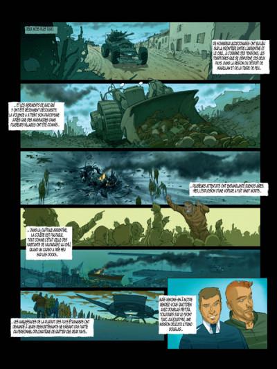 Page 1 Cyclopes tome 2 - le héros