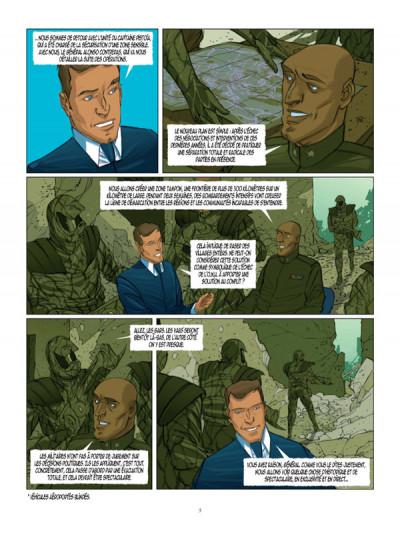 Page 3 Cyclopes tome 2 - le héros