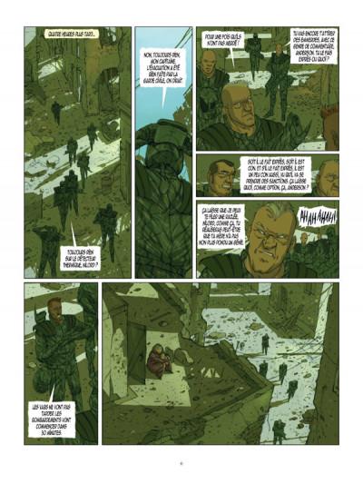 Page 4 Cyclopes tome 2 - le héros