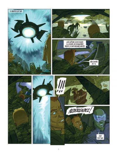 Page 5 Cyclopes tome 2 - le héros