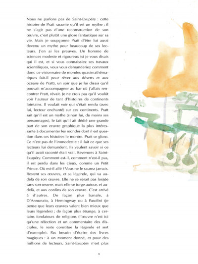 Page 5 Saint-Exupéry ; le dernier vol