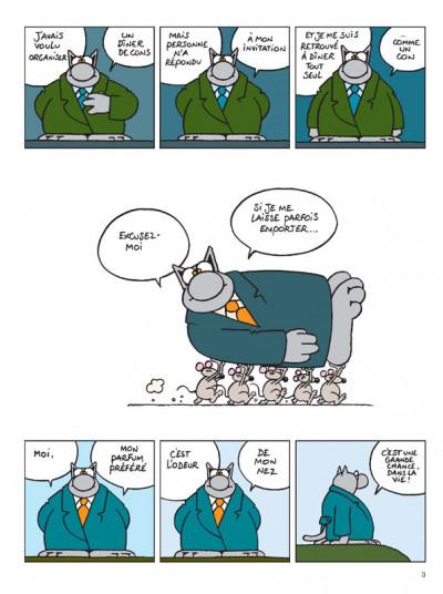 Page 1 Mini chat tome 12 - et vous, chat va ?