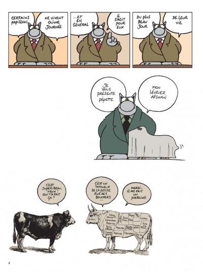 Page 2 Mini chat tome 12 - et vous, chat va ?