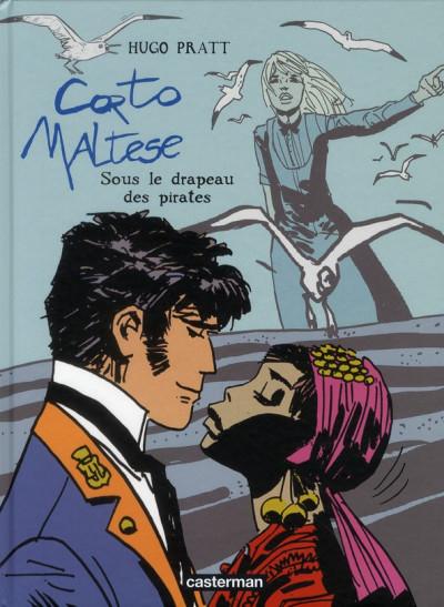 image de Corto maltese tome 4 - sous le drapeau des pirates (édition 2010)