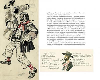 Page 2 L'ile au trésor, de Robert Louis Stevenson