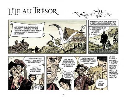Page 3 L'ile au trésor, de Robert Louis Stevenson