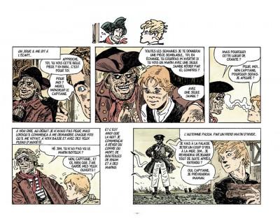 Page 4 L'ile au trésor, de Robert Louis Stevenson