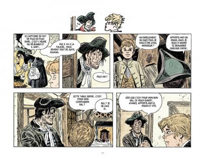 Page 5 L'ile au trésor, de Robert Louis Stevenson