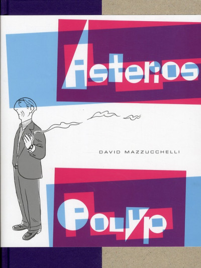 Couverture Asterios polyp