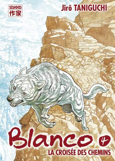 Couverture Blanco tome 4 - la croisée des chemins
