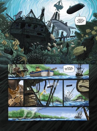 Page 1 H.M.S. - his majesty's ship tome 6 - le sang de Caroline