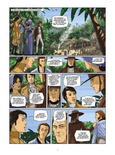 Page 2 H.M.S. - his majesty's ship tome 6 - le sang de Caroline
