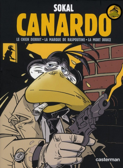 Couverture Canardo - intégrale tome 1