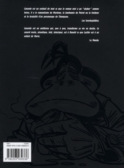 Dos Canardo - intégrale tome 1