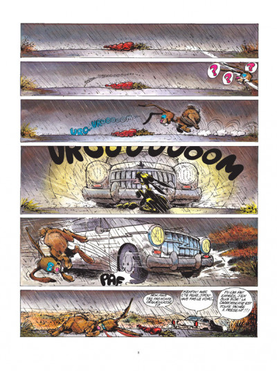 Page 2 Canardo - intégrale tome 1