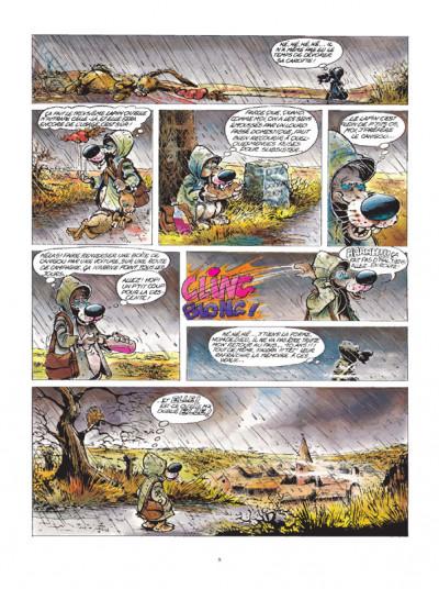 Page 3 Canardo - intégrale tome 1