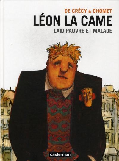 Couverture Léon la came tome 2