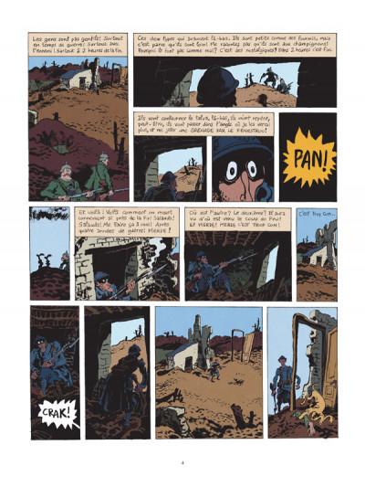 Page 2 Le roi cassé  (nouvelle édition 2010)