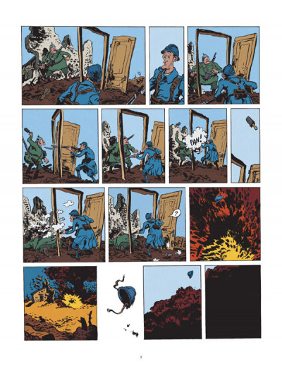 Page 3 Le roi cassé  (nouvelle édition 2010)