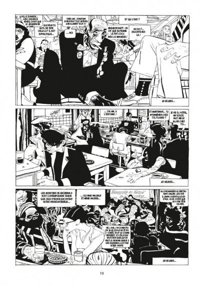 Page 1 Le bar à Joe - intégrale