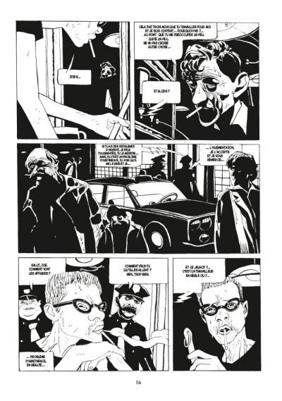 Page 4 Le bar à Joe - intégrale