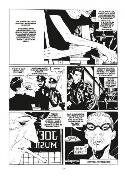 Page 5 Le bar à Joe - intégrale