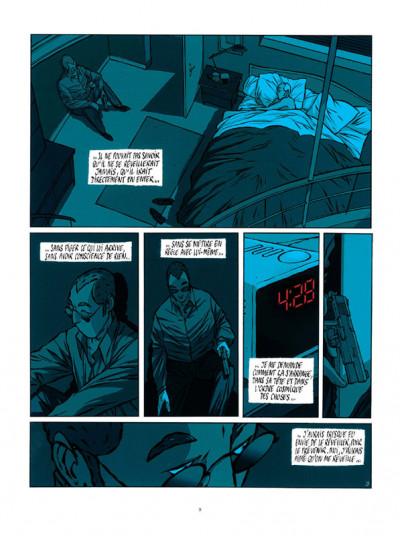 Page 4 Le tueur - intégrale tome 2