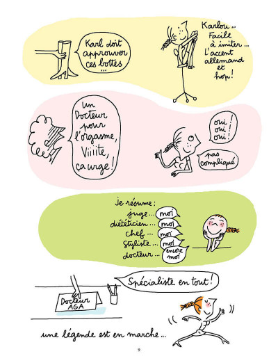 Page 5 La vraie vie docteur aga